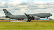 RAF Airbus KC.2 Voyager visited Amsterdam title=