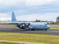Netherlands - Air Force Lockheed C-130H Hercules G-273 at Santiago de Compostela airport