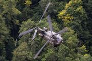 - - Royal Air Force Boeing Chinook HC.6 aircraft