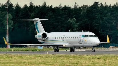 UP-C8502 - Kazakhstan - Government Bombardier CRJ-200ER