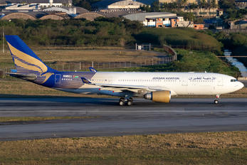 JY-JVB - Jordan Aviation Airbus A330-200