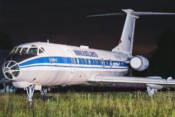 RA-65117 - Orenburg Airlines Tupolev Tu-134A