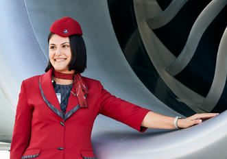 - - Turkish Airlines - Aviation Glamour - Flight Attendant