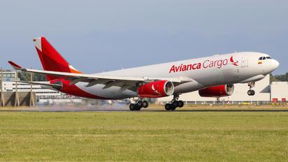 N336QT - Avianca Cargo Airbus A330-200F
