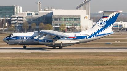 RA76503 - Volga Dnepr Airlines Ilyushin Il-76 (all models)