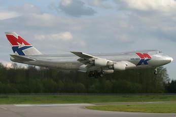 9G-MKL - MK Airlines Boeing 747-200F