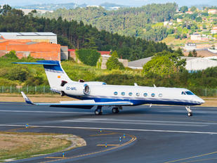 EC-MRL - Gestair Gulfstream Aerospace G-V, G-V-SP, G500, G550