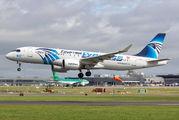 SU-GEX - Egyptair Express Airbus A220-300 aircraft
