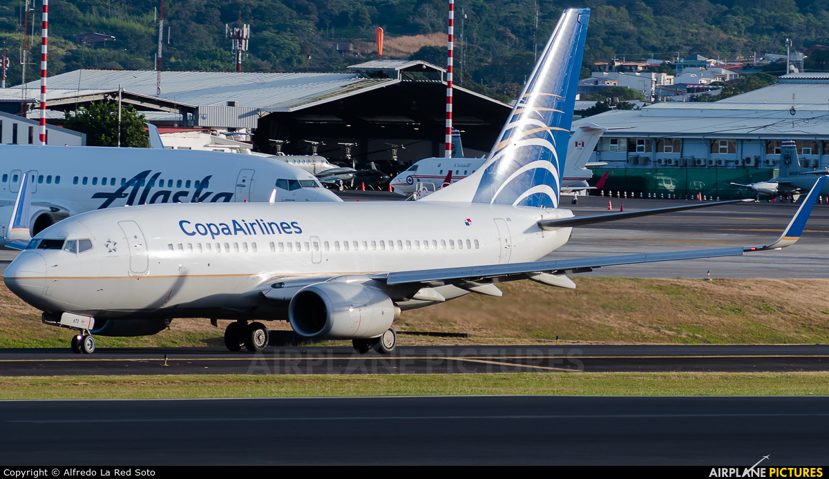Copa Airlines HP-1372CMP aircraft at San Jose - Juan Santamaría Intl