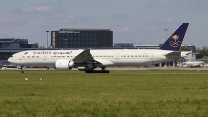 HZ-AK31 - Saudi Arabian Airlines Boeing 777-300ER