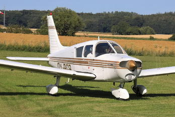 OY-BGB - Private Piper PA-28 Cherokee