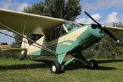SE-CKY - Private Piper PA-11 Cub aircraft