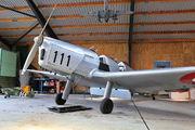OY-FAE - Private SAI KZ II Træner aircraft