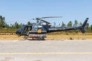 SE-JSF - HeliAir Sweden Eurocopter AS350B3 aircraft