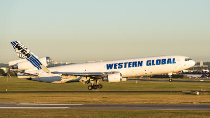 N799JN - Western Global Airlines McDonnell Douglas MD-11F