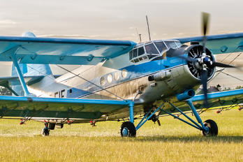 SP-FIE - Private Antonov An-2