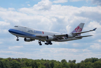 B-18701 - China Airlines Cargo Boeing 747-400F, ERF