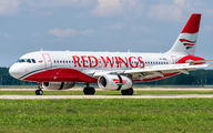 VP-BWZ - Red Wings Airbus A320 aircraft