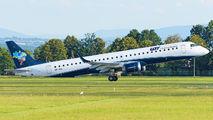 SP-LNN - LOT - Polish Airlines Embraer ERJ-195 (190-200) aircraft