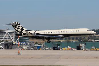VP-CFK - Execujet Europa AS Bombardier BD700 - Global 7000