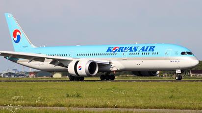 HL8345 - Korean Air Boeing 787-9 Dreamliner