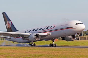 C-GAJG - Cargojet Airways Boeing 767-300F