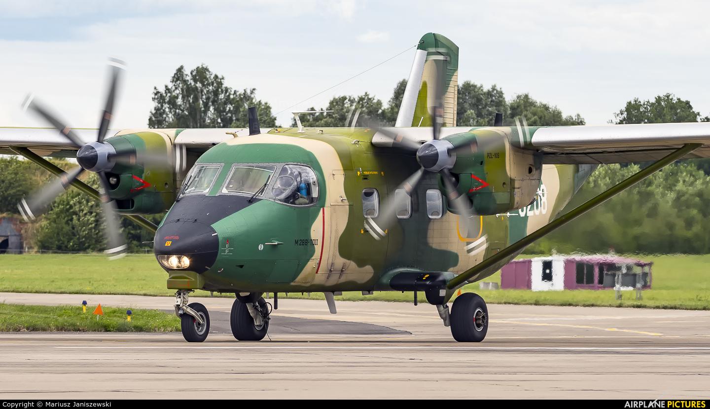 Poland - Air Force 0208 aircraft at Malbork