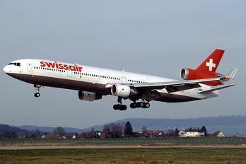 HB-IWD - Swissair McDonnell Douglas MD-11