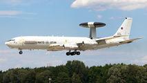 LX-N90448 - NATO Boeing E-3A Sentry aircraft