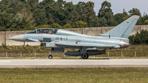 30+17 - Germany - Air Force Eurofighter Typhoon T aircraft