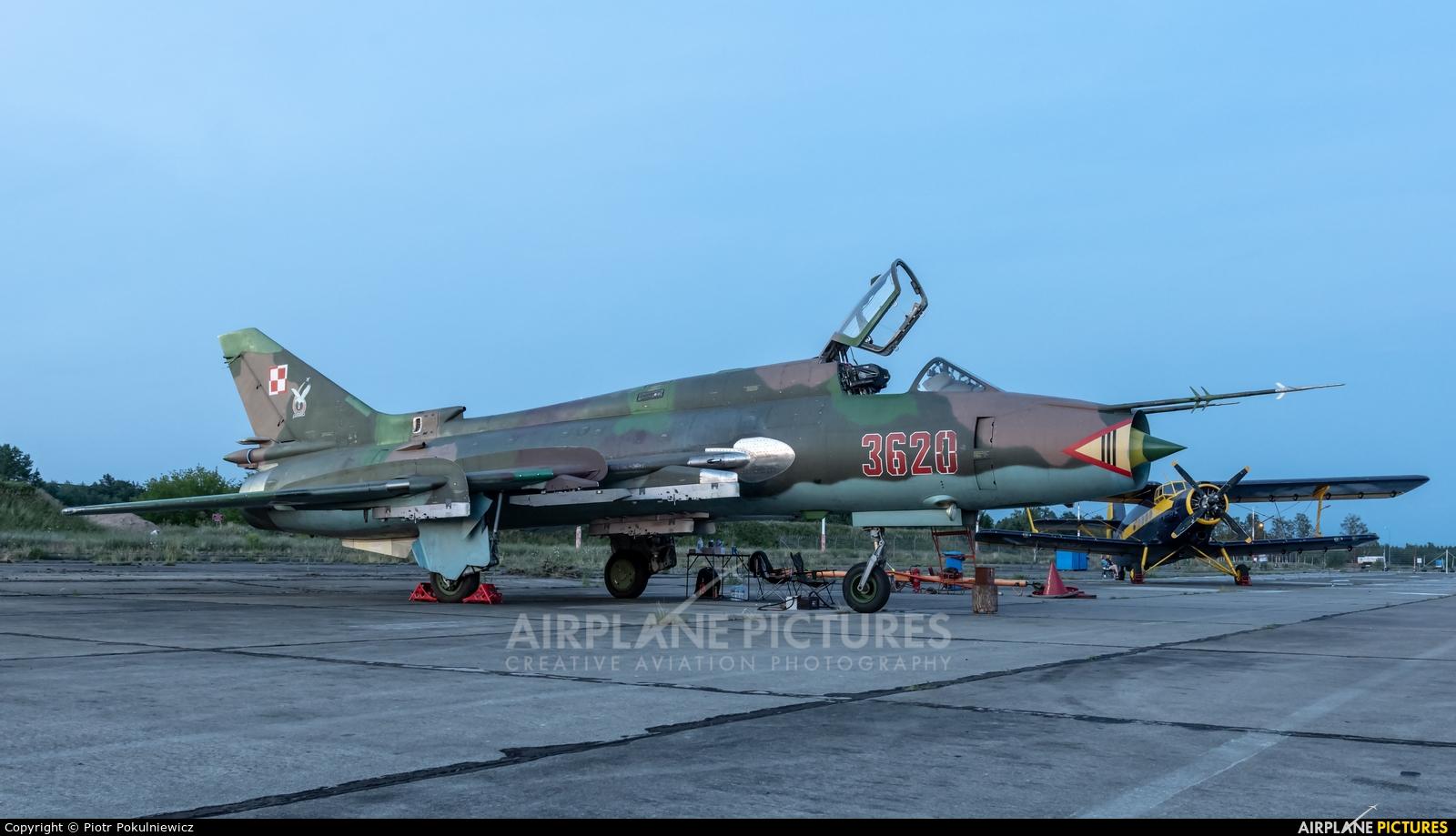 Poland - Air Force 3620 aircraft at Piła