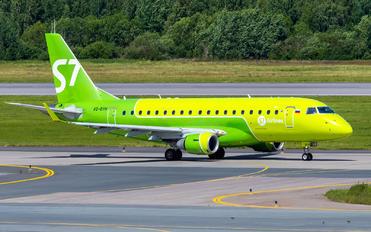 VQ-BYH - S7 Airlines Embraer ERJ-170 (170-100)