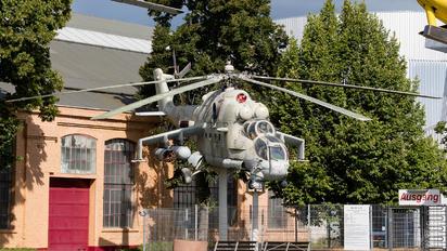 98+34 - Germany - Air Force Mil Mi-24P
