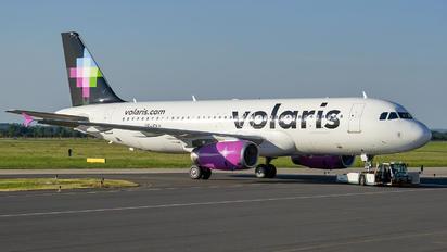 OE-IEV - Volaris Airbus A320