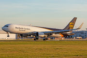 N306UP - UPS - United Parcel Service Boeing 767-300F aircraft