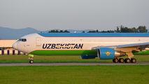 UK67002 - Uzbekistan Airways Boeing 767-300 aircraft