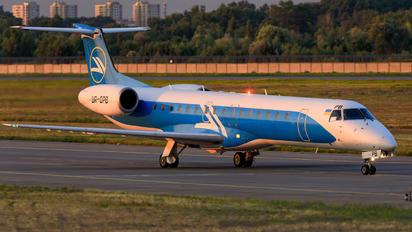 UR-DPB - Windrose Air Embraer ERJ-145LR