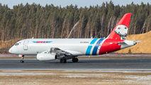 RA-89082 - Yamal Airlines Sukhoi Superjet 100LR aircraft