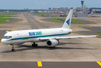 VT-BDO - Blue Dart Aviation Boeing 757-200F