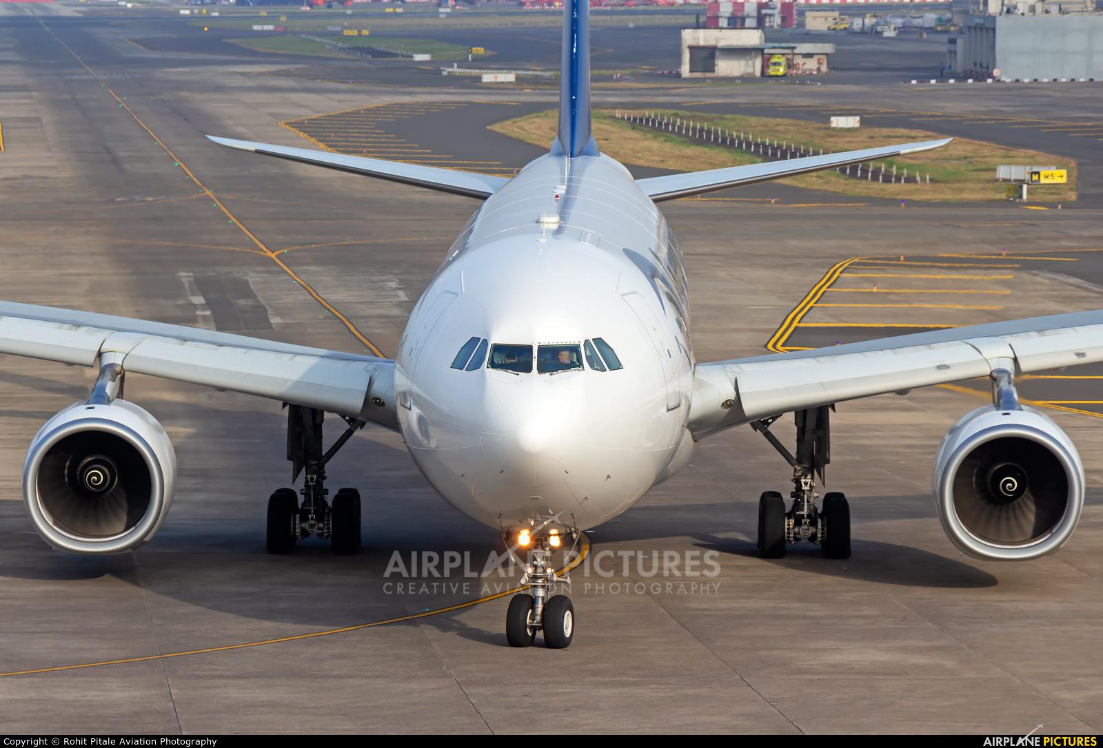 Egyptair Cargo SU-GCJ aircraft at Mumbai - Chhatrapati Shivaji Intl
