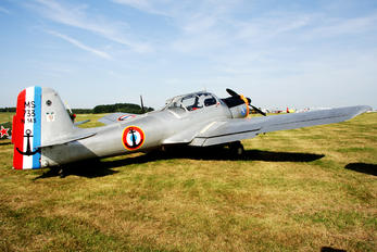 G-MSAL - Private Morane Saulnier MS.733 Alcyon