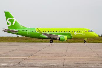 VQ-BYW - S7 Airlines Embraer ERJ-175 (170-200)