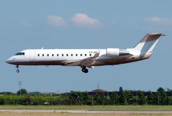LY-BGK - Sirius-Aero Bombardier CL-600-2B19 Challenger 850