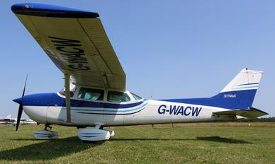 G-WACW - Private Cessna 172 Skyhawk (all models except RG)