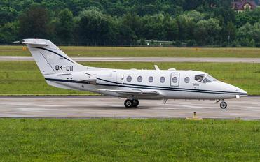 OK-BII - Private Beechcraft 400A Beechjet
