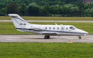 OK-BII - Private Beechcraft 400A Beechjet aircraft