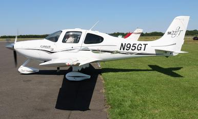 N95GT - Private Cirrus SR22
