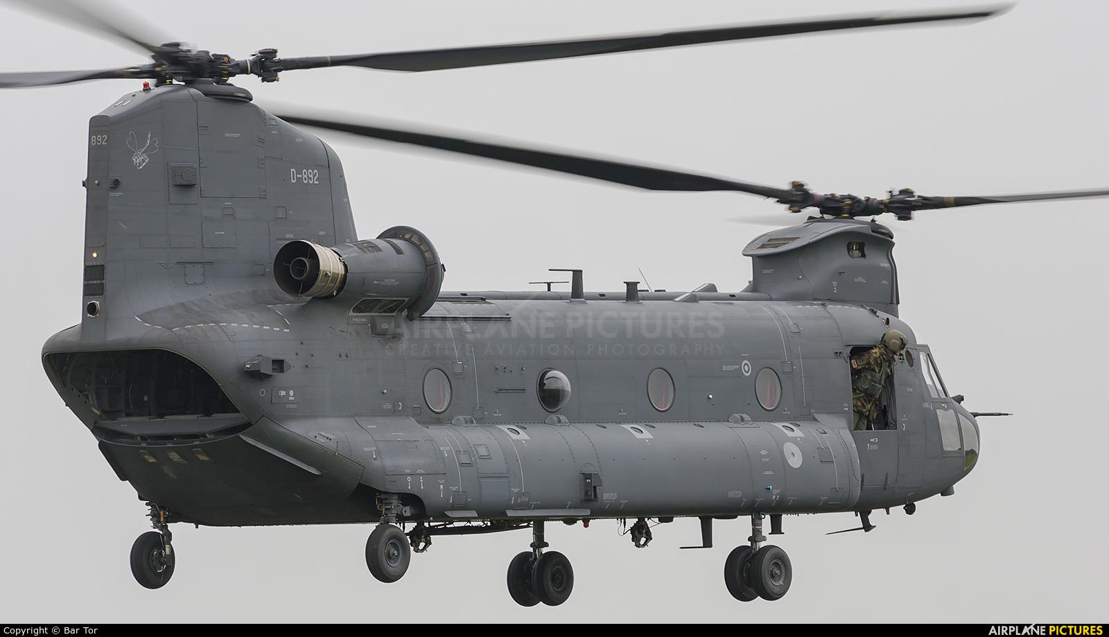Netherlands - Air Force D-892 aircraft at Leeuwarden