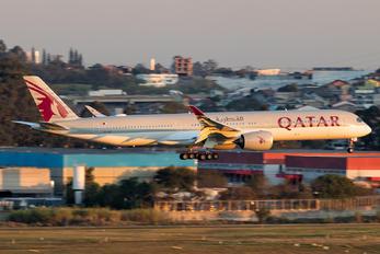 A7-ANM - Qatar Airways Airbus A350-1000