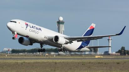 N536LA - LATAM Cargo Boeing 767-300F